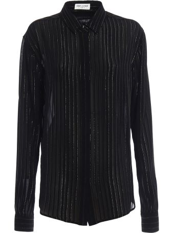 Saint Laurent Classic Lurex Shirt