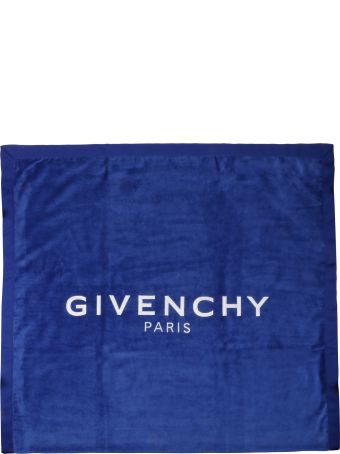 Givenchy Logo Beach Towel