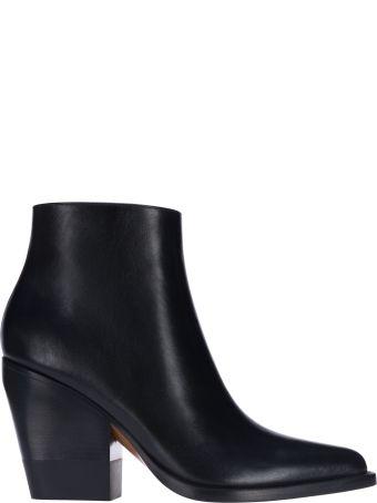 Chloe' Western Boot