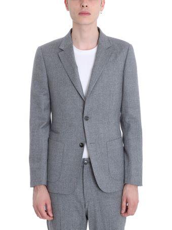 Z Zegna Grey Tech Marino Suit