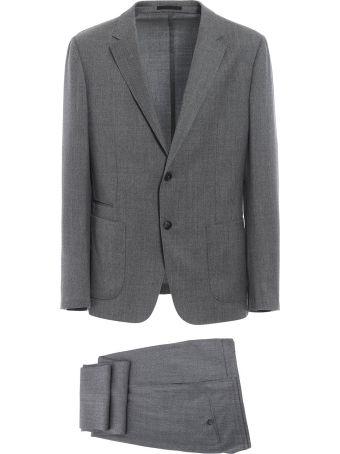 Z Zegna Classic Two Piece Suit