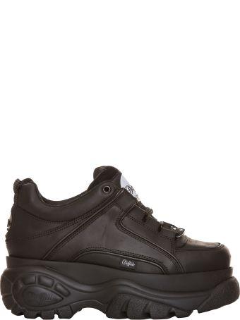Buffalo Classic Sneakers In Black