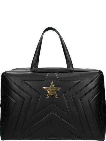 Stella McCartney Black Faux Leather Bag