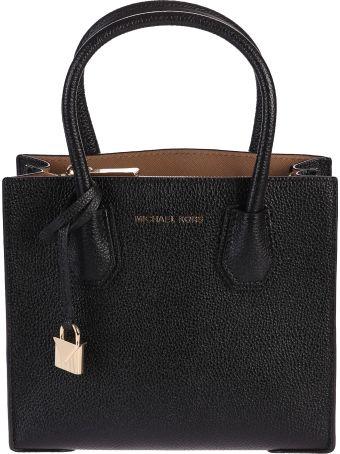 Mercer Messenger Grained Leather Bag