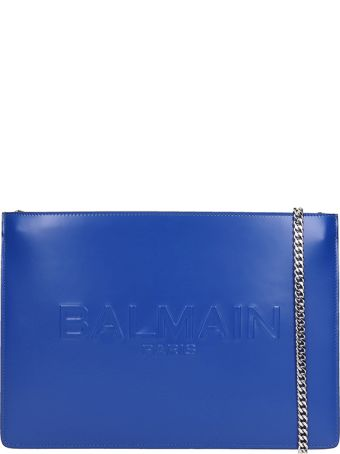 Balmain Slim Large Clutch