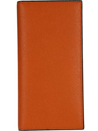 Valextra Long Billfold Wallet