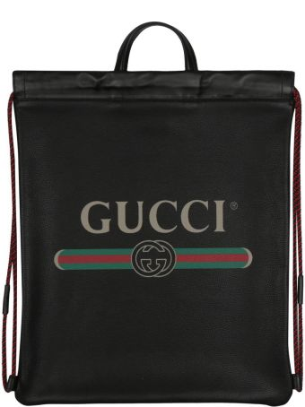 Gucci Gucci 1980's Backpack Bag