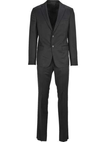 Z Zegna Z-zegna Turati Suit