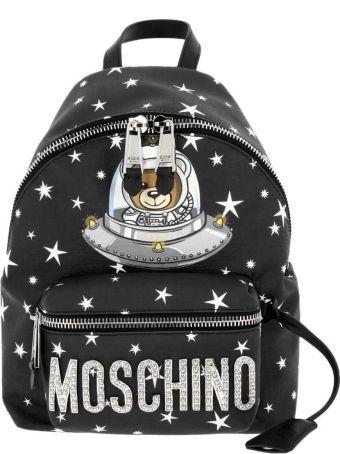 Moschino Backpack Shoulder Bag Women Moschino Couture