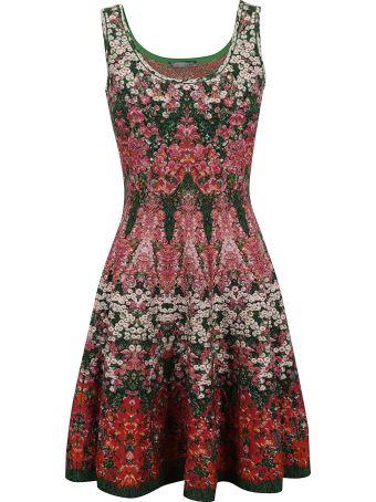 Alexander McQueen Flower Dress