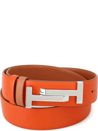 Tod's Belt In Leather