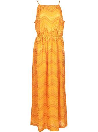 M Missoni Wave Pattern Dress