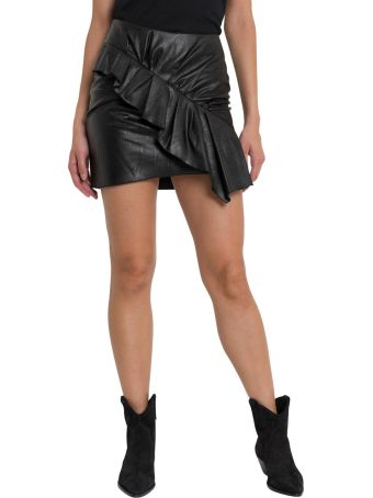Isabel Marant Étoile Shirt Skirt With Rouches