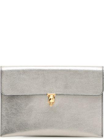 Alexander McQueen Envelope Clutch