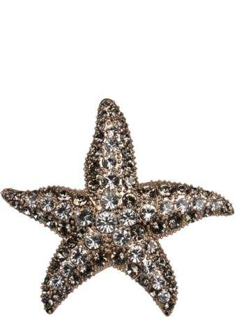 Dries Van Noten Star Ring