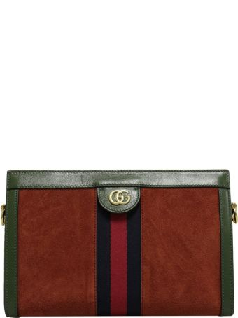 Gucci Ophidia Suede Bag