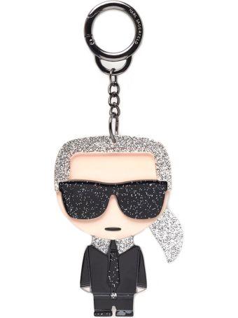 Karl Lagerfeld 'karl' Keyring