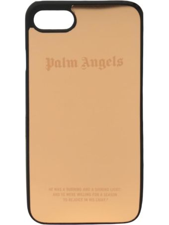 Palm Angels Gold I-phone8 Case