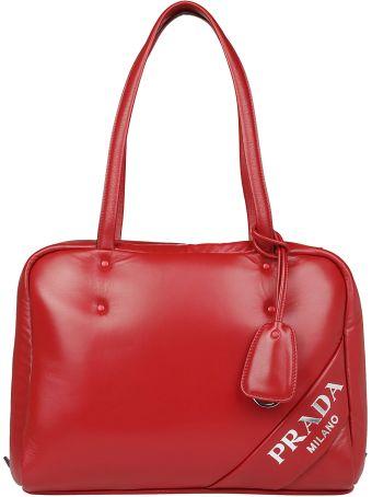 Prada Bauletto Handbag