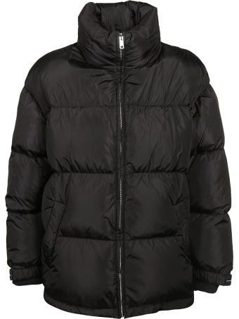 Prada Zipped Padded Jacket