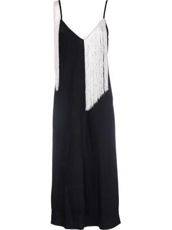 Ellery Fringe Slip Dress