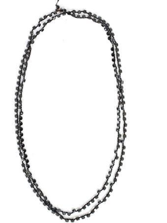 Ann Demeulemester Glass Necklace
