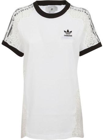 Stella McCartney Sheer Lace T-shirt