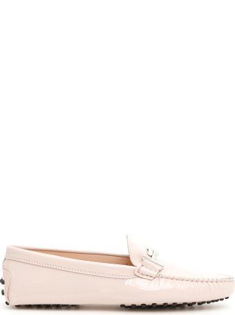 Tod's Double T Gommino Moccasins