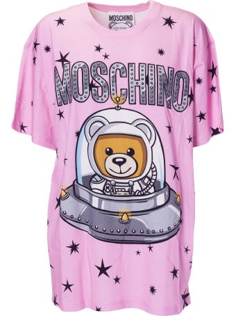 Moschino Toy Bear Logo T-shirt