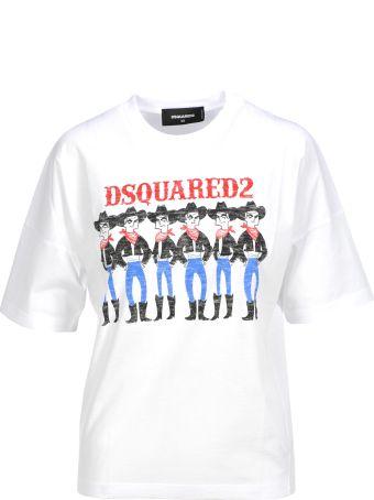D Squared Tshirt Twins