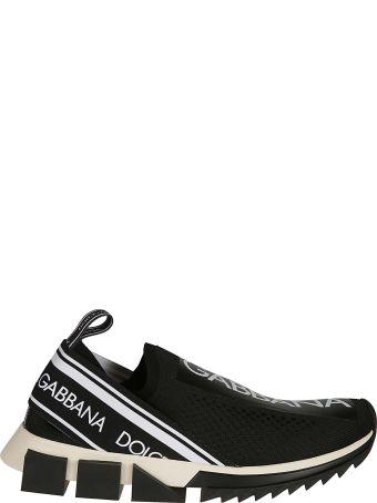 Dolce & Gabbana Sorrento Logo Sneakers