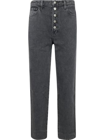J Brand Buttoned Jeans