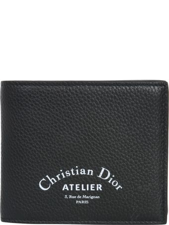 Dior Homme Leather Bifold Wallet