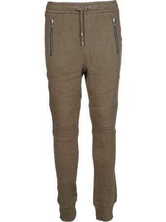 Balmain Zipped Track Pants