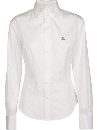 Vivienne Westwood Embroidered Logo Shirt