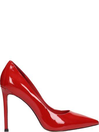 Gianni Renzi Red Patent Leather
