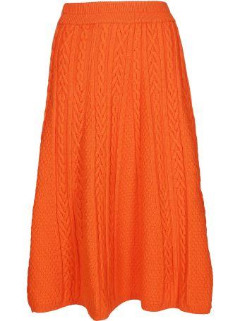 Kenzo Flared Skirt