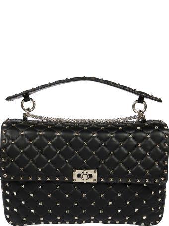 Valentino Rockstud Spike Shoulder Bag