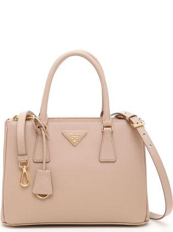 Saffiano Lux Galleria Bag