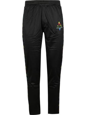 Marcelo Burlon Logo Track Pants