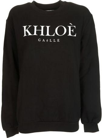 Gaelle Bonheur Printed Sweatshirt