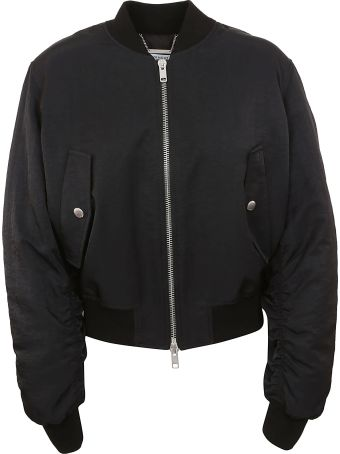 Givenchy Perforated Detail Bomber