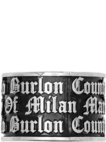 Marcelo Burlon Gothic Ring