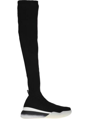 Stella McCartney Over The Knee Sock Sneaker