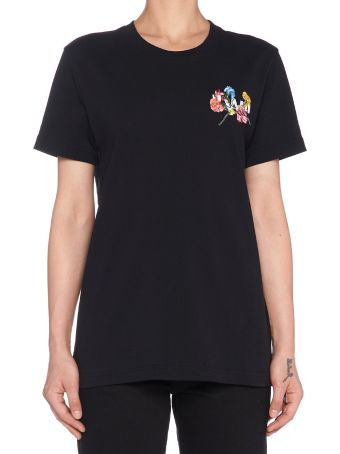 Off-White 'flowers' T-shirt