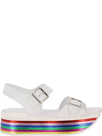 Hogan Wedge Shoes Shoes Women Hogan