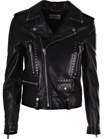 Saint Laurent Vintage Biker Jacket