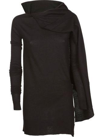 DRKSHDW Asymmetric Sweater