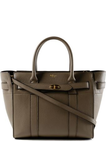 Mulberry Sml Zipped Bayswater