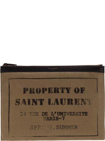Saint Laurent Tablet Case